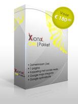 Het Xionix ONE pakket
